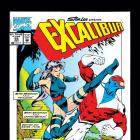 Excalibur (1988) #55 Cover