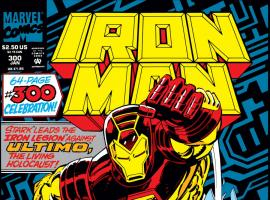 Iron Man (1968) #300 Cover