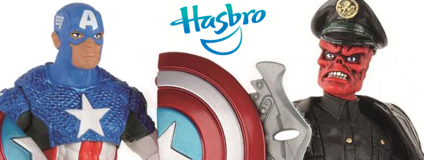 Hasbro 2013 Avengers Figures