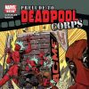PRELUDE TO DEADPOOL CORPS #5 Cover by Dave Johnson