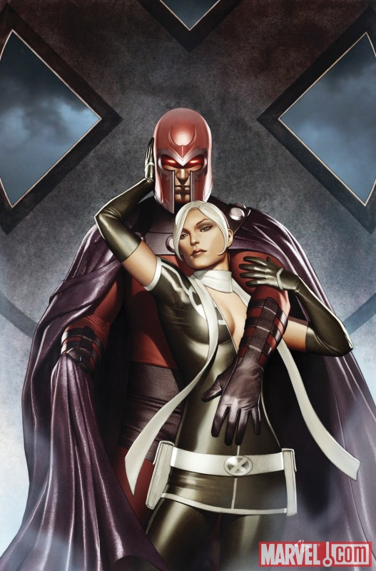 Image Featuring Magneto