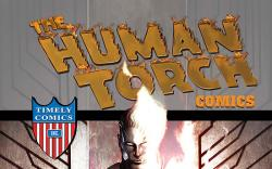 HUMAN TORCH COMICS 70TH ANNIVERSARY SPECIAL #1