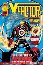 X-Factor #125 