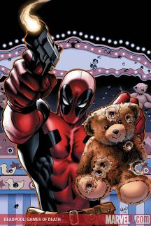 Deadpool Annual: Games of Death (2009) #1