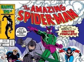 AMAZING SPIDER-MAN (1965) #280 COVER