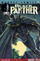 Black Panther #48 