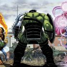 World War Hulk: Hulk Versus The All New, All Different Doctor Strange!