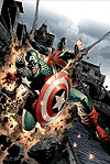 Captain America (2004) #19