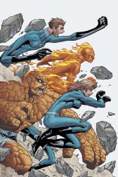 Marvel Age Fantastic Four #8
