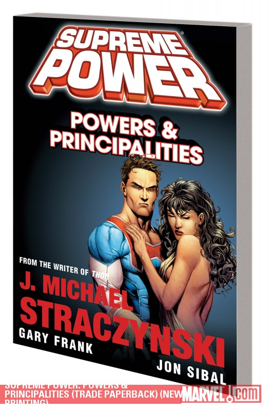 Supreme Power: Powers &amp; Principalities (Trade Paperback)