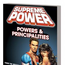 Supreme Power: Powers & Principalities (Trade Paperback)