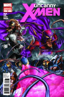 Uncanny X-Men (2011) #5 (Venom Variant)
