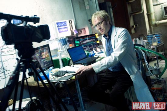 Rhys Ifans as Dr. Curt Connors/Lizard in The Amazing Spider-Man