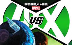 AVENGERS VS. X-MEN 8 OPENA VARIANT (1 FOR 100, WITH DIGITAL CODE)