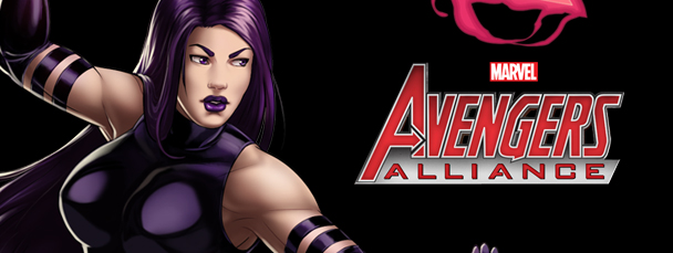 Avengers Alliance PVP Season 3 Tournament Detail (BANNER)