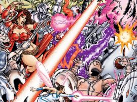 90s By The Numbers: Avengers #20