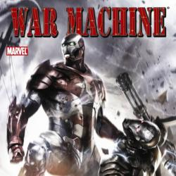 War Machine Vol. 2: Dark Reign (Trade Paperback)