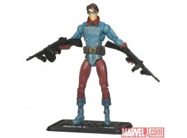 Marvel Universe 3.75'' Bucky action figure