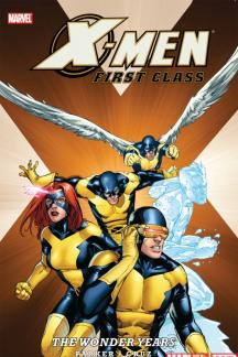 X-Men: First Class (2006) #1