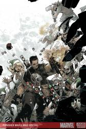Punisher Max X-Mas Special #1 