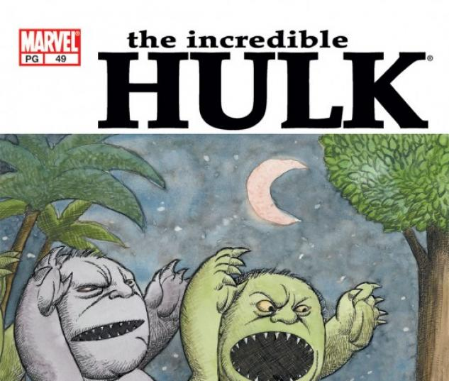 Incredible Hulk #49