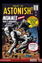 Tales to Astonish #8 