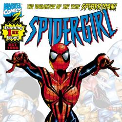 Spider-Girl (1998) #1