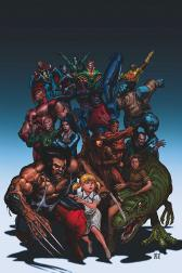 All-New Official Handbook of the Marvel Universe a to Z #1