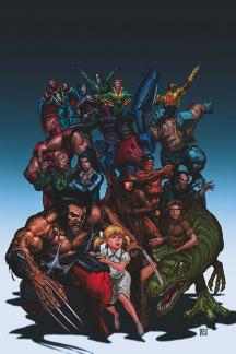 All-New Official Handbook of the Marvel Universe A to Z (2006) #1