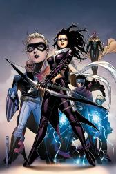 Young Avengers #10 