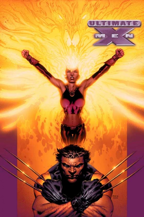 ULTIMATE X-MEN (2003) #38 COVER
