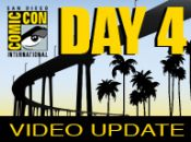 SDCC '09: Day 4 Update