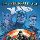 UNCANNY X-MEN: THE HEROIC AGE #1 cover by Mark Brooks