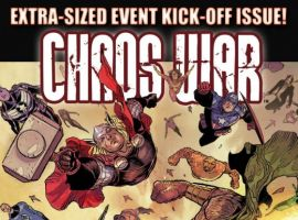 Image Featuring Winter Soldier, Hercules, Spider-Man, Thor