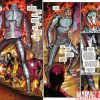 Image Featuring Iron Man, Ultron, Wolverine