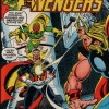 Avengers #166 cover by George Perez
