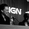 New York Comic Con 2011: Tom Hiddleston &amp; Cobie Smulders at the Marvel's The Avengers Panel