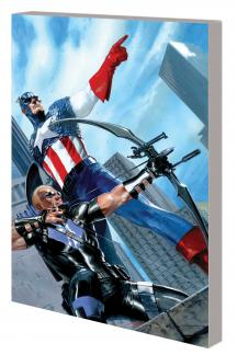 Captain America and Hawkeye TPB (Trade Paperback)