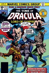 Tomb of Dracula #53 
