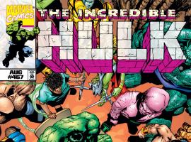 Incredible Hulk (1962) #467 Cover