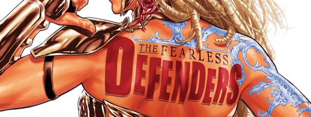 Marvel NOW! Fearless Defenders Liveblog