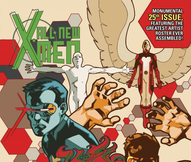 ALL-NEW X-MEN 25 (ANMN, WITH DIGITAL CODE)