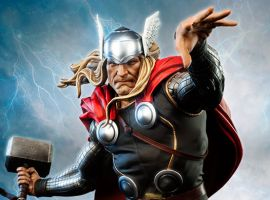 Thor Modern Age Premium Format Figure from Sideshow Collectibles