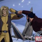 Animation Exclusive: WXM Sabretooth