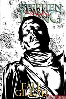 Dark Tower: The Fall of Gilead (2009) #3 (SKETCH VARIANT)