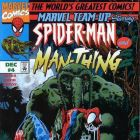 Spider-Man/Man-Thing: Nothing to Fear