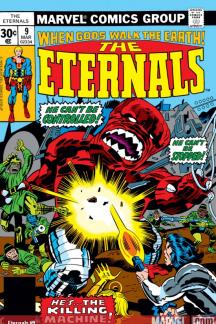 Eternals (1976) #9