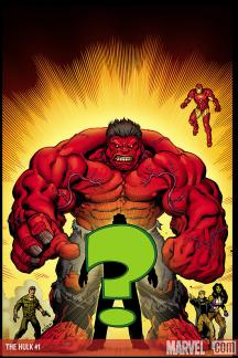 Hulk Vol. 1: Red Hulk (Trade Paperback)