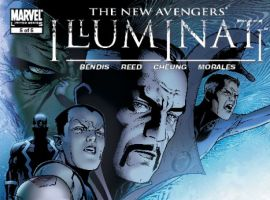New Avengers: Illuminati #5 Cover