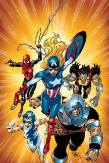 Avengers Next (2006) #1